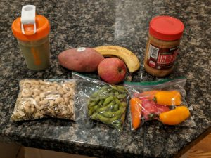fitlyf.com healthy, quick, and vegan work lunch snacks